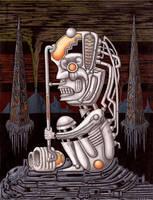 Sentinel of Veracruz by A-D-McGowan