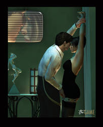 the GAME by PaulSuttonArt