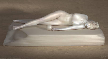 Mother of Pearl by PaulSuttonArt