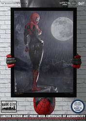 Spider-Girl 'Dark City' Series (Cosplay) No.5 by PaulSuttonArt