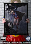 Supergirl Movie Dark City Series (Cosplay) No.10 by PaulSuttonArt