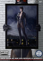 Catwoman II Dark City Series (Cosplay) No.21 by PaulSuttonArt