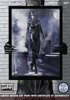 Catwoman Batman Returns 'Dark City' Series by PaulSuttonArt