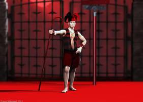 Eleggua: The Messenger Orisha by Shango-ThunderStones
