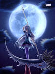 Blue Moon by Fuulan