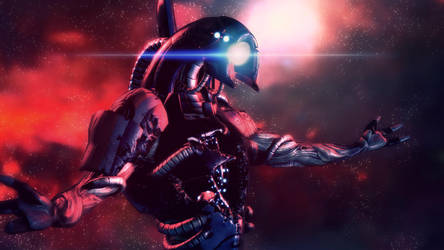 We are Geth by Stealthero