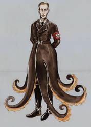 Heydrich Beast - costume project II by hello-heydi