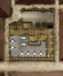 Battlemap - Goodberry Winery by RoninDude