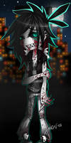 Insona: Lear the zombie by DapperRabbit