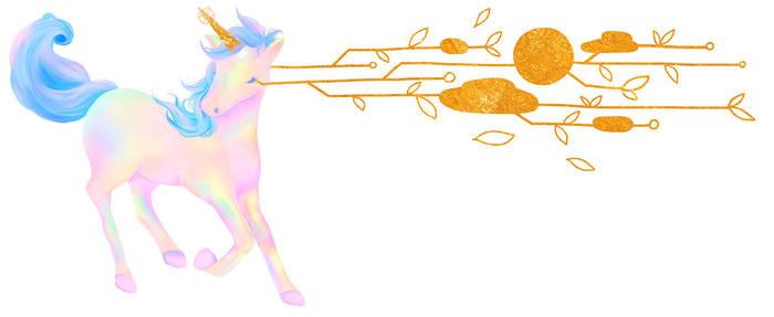 Unicorn tears by electrifried