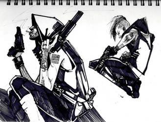 sketchbook'11 by Creature13