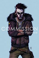 commission: Paleface by Creature13