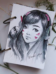 Dva by Nindei
