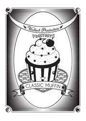 Retro muffin by Mayones