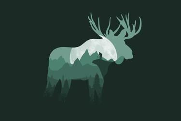 Moose by Mayones