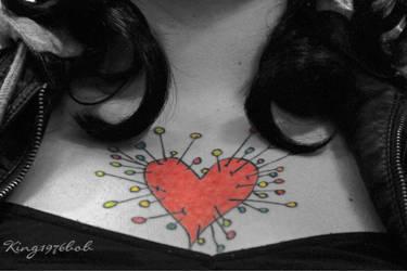 Voodoo heart by King1976Bob