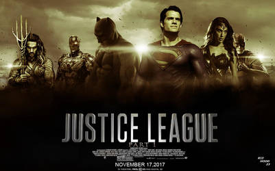 JUSTICE LEAGUE PART 1 updated by Redhood2343
