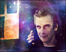 12th Doctor 19092015 by MissNorton1990
