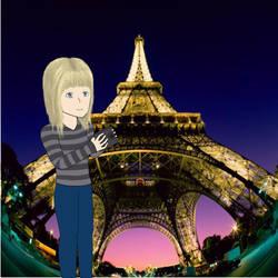 Lights of Paris by YoshiGal4Ever