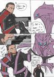 Mass Effect: Reaperized Hanar Pg 1 by Sent1n3l