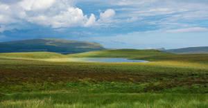 Garron Plateau III by younghappy