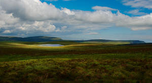 Garron Plateau IV by younghappy