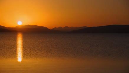 Loch Rannoch, Scotland by younghappy