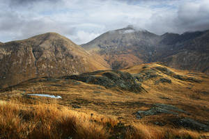 The Red Hills, Isle of Skye, Scotland by younghappy