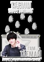 [Signature] My Taeman!!!- Taemin SHINee by jangkarin