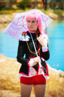 Utena Tenjou: Parasol by RedVelvetCosplay