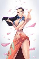 One Piece Nico Robin by kewminus