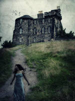 Escape from Calton Hill by pareeerica