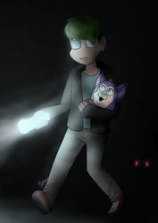 Jackaboy and TattleTail by FluttersDreams