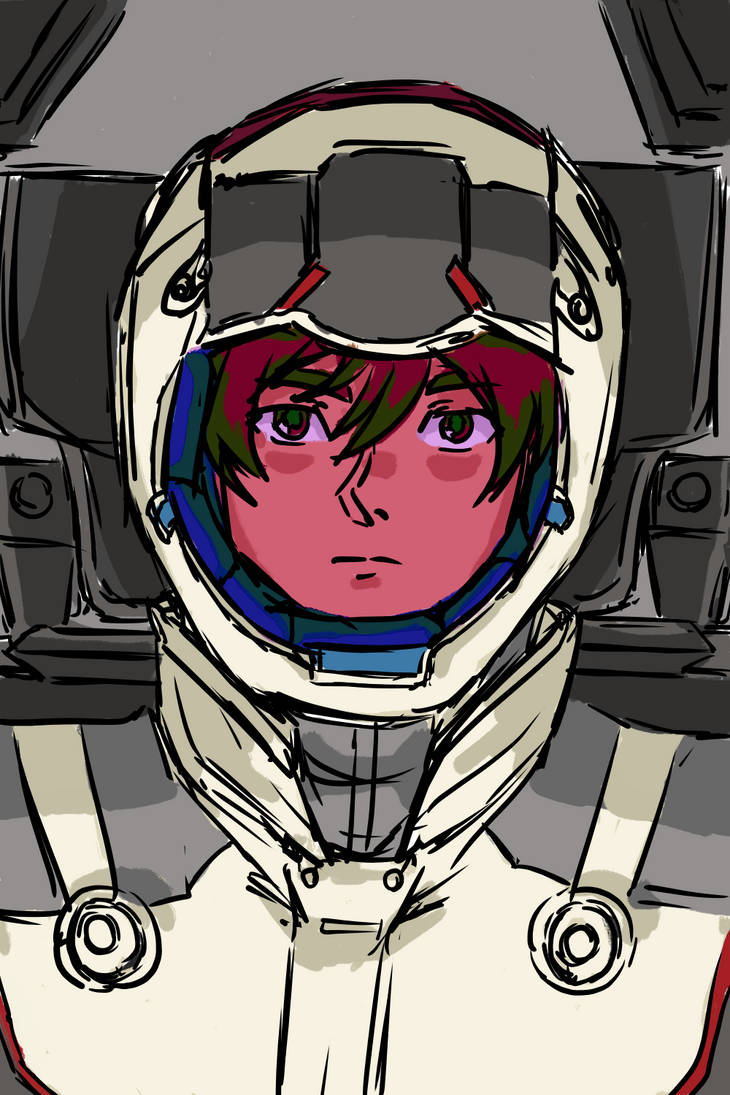 Banagher Links inside Cockpit by mimidan