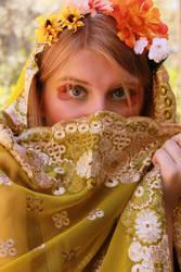 Demeter's Flowers by MysticalCapture