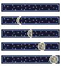 Moonphase progress bars by Moonlight-pendent13