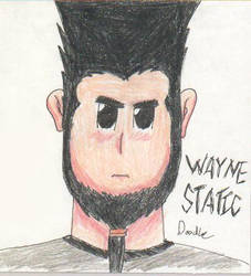 Wayne Static by TheDraconicOne