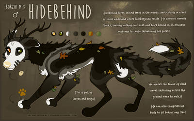 OC: Hidebehind by c-Chimera