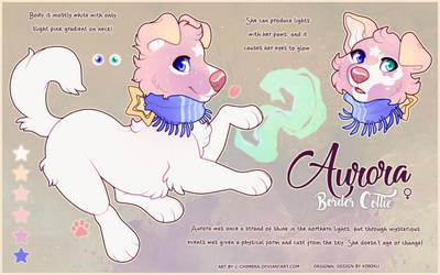 OC: Aurora by c-Chimera
