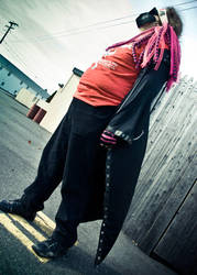 Soul Tsukino Cosplay at AniMaine 2011 by AndrewMarston