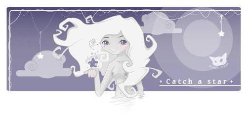 Catch a star by Araknee