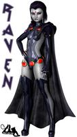 Raven by Idelacio
