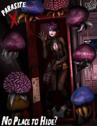Parasite X - No Place to Hide? by Idelacio