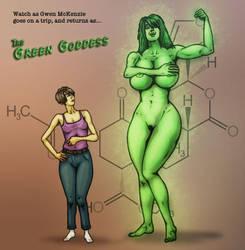 Green Goddess Concept by CandideTF