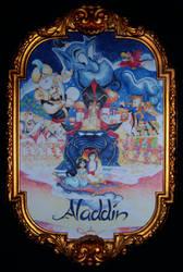 Aladdin by KatieSupreme