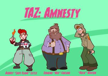 TAZ: Amnesty by PatchVVork