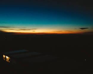 Very lo-fi Sunset by yuri008