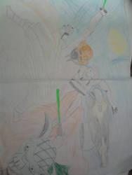 star wars by Brownie11