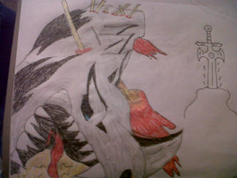 A Dragon Dead by Brownie11