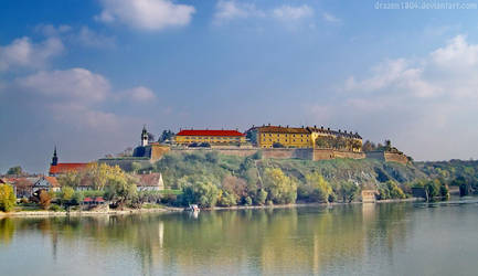 Petrovaradin fortress by Drazen1804